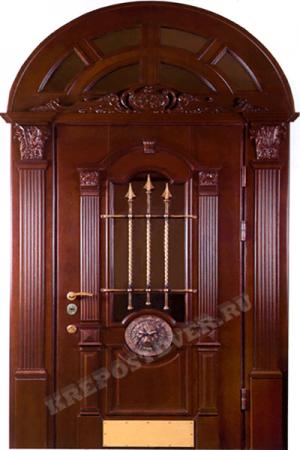Входная Элитная дверь-89-Т — 1 фото