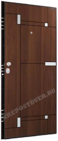 Входная дверь Зеркало-11 — 1 фото
