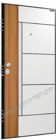 Входная дверь Зеркало-2 — 1 фото