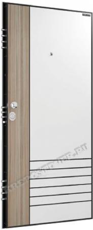 Входная дверь Зеркало-4 — 1 фото