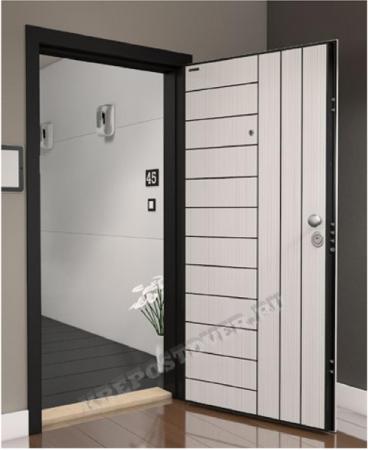 Входная дверь Премиум-16 — 1 фото