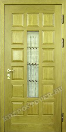 Входная дверь МДФ-75-Т — 1 фото