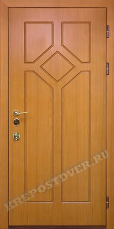 Входная дверь Эконом-МДФ-59 — 1 фото