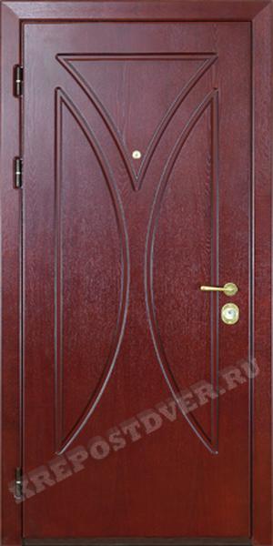 стальная дверь мдф цена