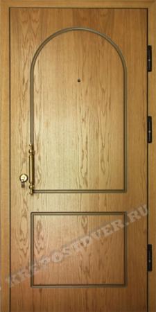 Входная дверь МДФ-65 — 1 фото
