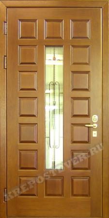 Входная дверь МДФ-83-Т — 1 фото