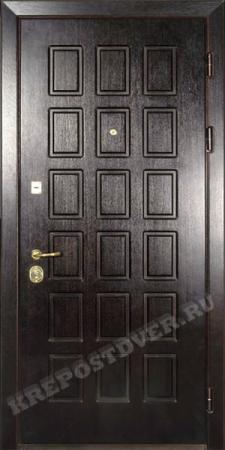 Входная дверь МДФ-84 — 1 фото