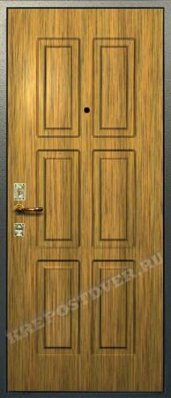 Входная дверь МДФ-89 — 1 фото