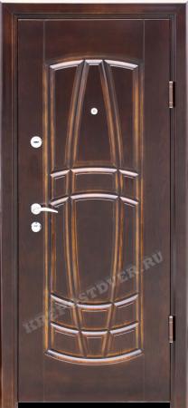 Входная дверь МДФ-90 — 1 фото