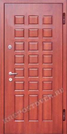 Входная дверь МДФ-2 — 1 фото