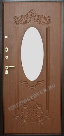 Входная дверь МДФ-91 — 1 фото