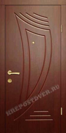 Входная дверь МДФ-92 — 1 фото