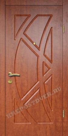 Входная дверь МДФ-93 — 1 фото