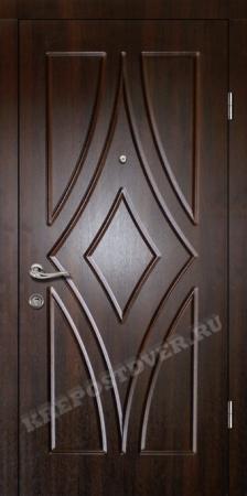 Входная дверь МДФ-94 — 1 фото