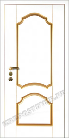 Входная дверь МДФ-96 — 1 фото