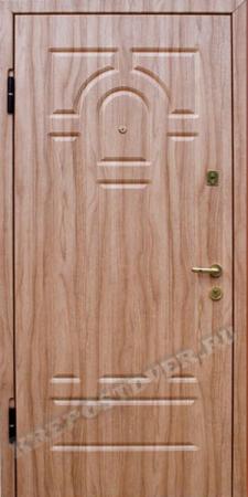 Входная дверь МДФ-97 — 1 фото