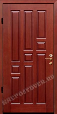 Входная дверь МДФ-98-Т — 1 фото