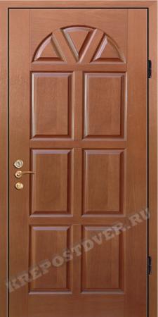 Входная дверь МДФ-99 — 1 фото
