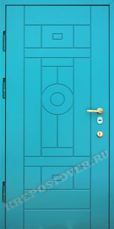 Входная дверь МДФ-42 — 1 фото