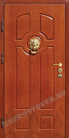 Входная дверь МДФ-100 — 1 фото