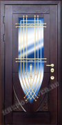 Входная дверь МДФ-107-Т