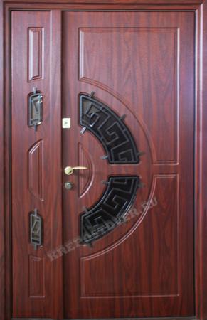 Входная дверь МДФ-108 — 1 фото