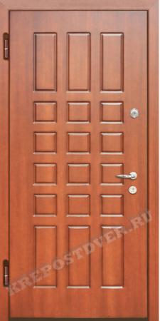 Входная дверь Эконом-МДФ-4 — 1 фото