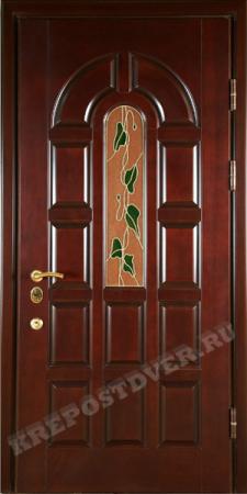 Входная дверь МДФ-112 — 1 фото