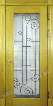 Входная дверь МДФ-113 — 1 фото
