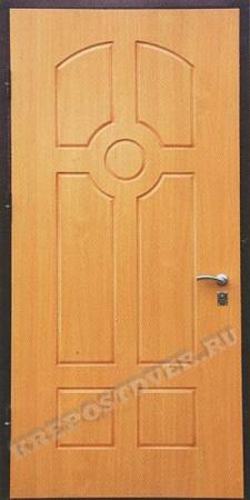 Входная дверь МДФ-118 — 1 фото