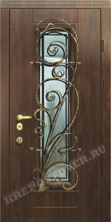 Входная дверь МДФ-119 — 1 фото
