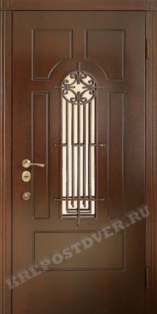 Входная дверь МДФ-121 — 1 фото