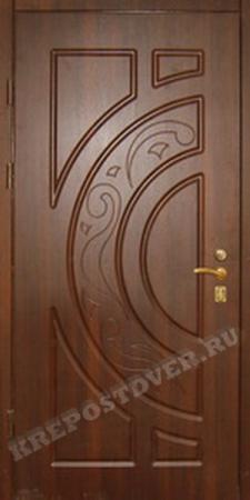 Входная дверь МДФ-123-Т — 1 фото