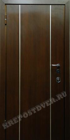 Входная дверь МДФ-124-Т — 1 фото