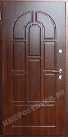 Входная дверь МДФ-125 — 1 фото