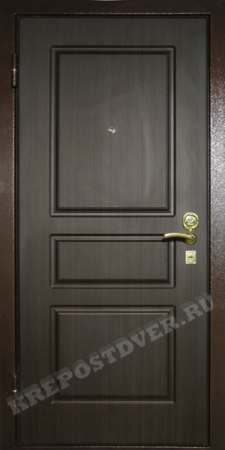 Входная дверь МДФ-127 — 1 фото