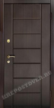Входная дверь МДФ-128 — 1 фото