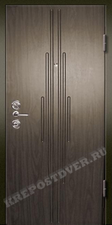 Входная дверь МДФ-6-Т — 1 фото