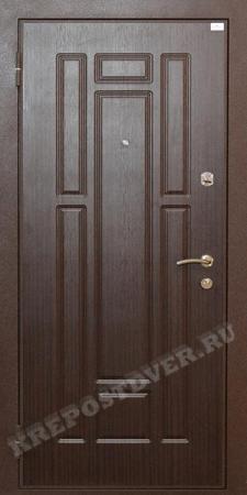 Входная дверь Эконом-МДФ-130 — 1 фото