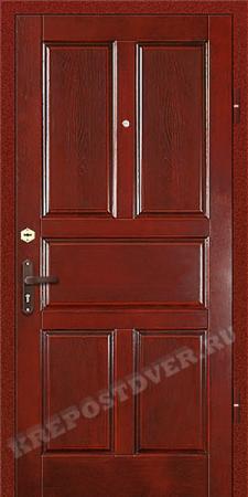 Входная дверь Эконом-МДФ-131 — 1 фото