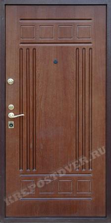 Входная дверь Эконом-МДФ-132 — 1 фото