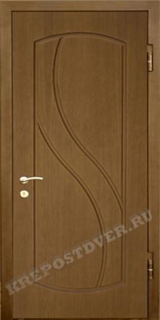 Входная дверь Эконом-МДФ-135 — 1 фото