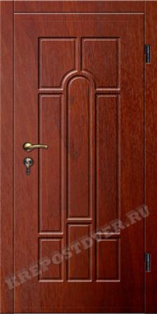 Входная дверь МДФ-136 — 1 фото