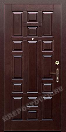 Входная дверь МДФ-137 — 1 фото