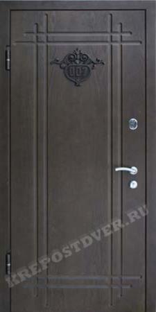 Входная дверь Эконом-МДФ-139 — 1 фото