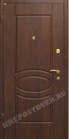 Входная дверь Эконом-МДФ-7 — 1 фото