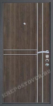 Входная дверь МДФ-140-Т — 1 фото