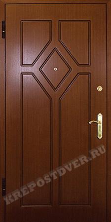Входная дверь Эконом-МДФ-8 — 1 фото