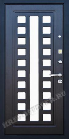 Входная дверь МДФ-142 — 1 фото