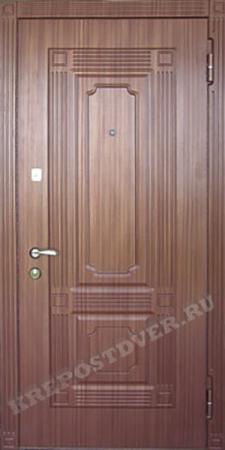 Входная дверь Эконом-МДФ-144 — 1 фото